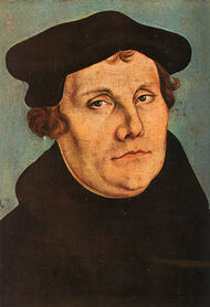 Martin Luther, Prostant Reformation