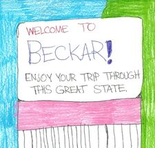 Beckar welcome from DI-98