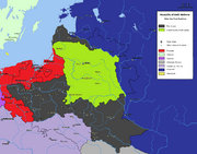 Partition of Poland, 1772