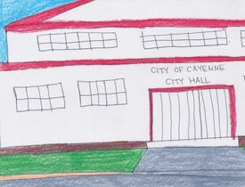 Cayenne City Hall (Carlana)