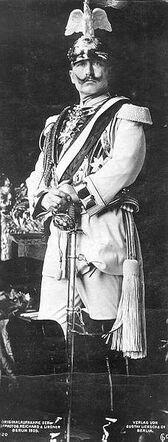 Willhelm II, Emperor