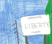 Liberty County welcome