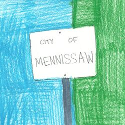 Mennissaw City Limits on DI-98