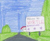 Myrtle, Reynoldsland welcome