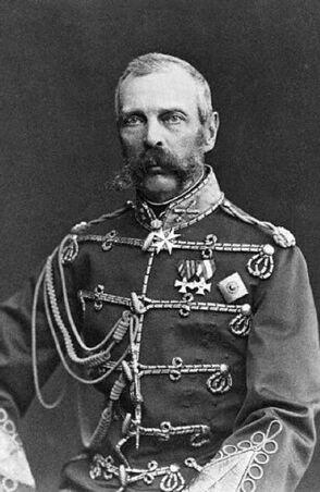 Tsar Alexander II -6