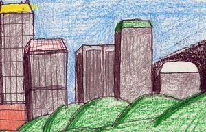 Lohana City Skyline