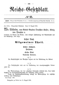 1896 publication