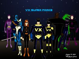 VX Super Force by Taylor Vassell