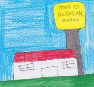McSwean, Zinrico 001