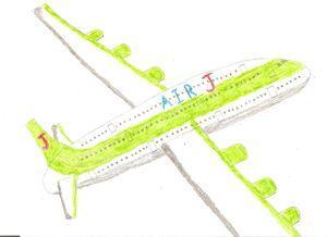 Airliners Triple Decker