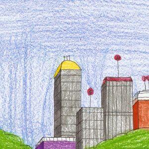 Zinrico City skyline