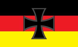 Holy Germanian Naval Flag