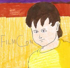 John Carrita at FilmCon