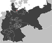Lubeck, Holy Germanian Empire