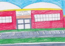 Cayenne High School (Carlana)