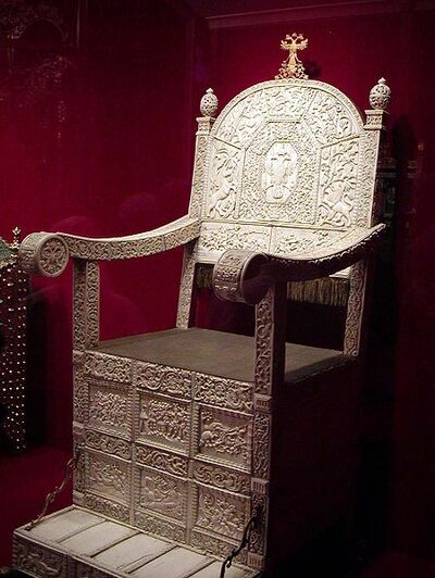 Throne of Ivan the Terrible