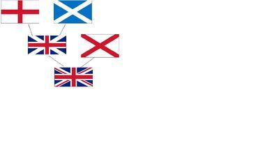 Mritish Jack Flags