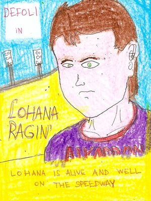 Lohana Ragin' poster