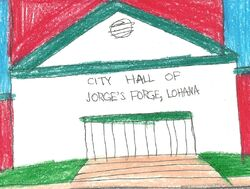 Jorge's Forge City Hall
