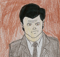 Michael Bercroft-Wilson circa 1984