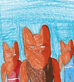 Orangecat Fighters