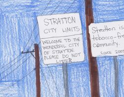 Stratton welcome