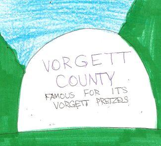 Vorgett County's stone