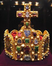 Imperial Crown of Holy Roman Empire