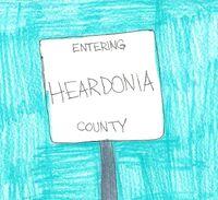Heardonia County welcome