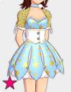 Cat9-costume-floral