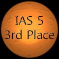 IAS5BronzeMedal