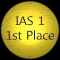 IAS1GoldMedal