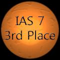 IAS7BronzeMedal