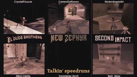 Talkin' Speedruns by Zaydskate