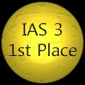 IAS3GoldMedal