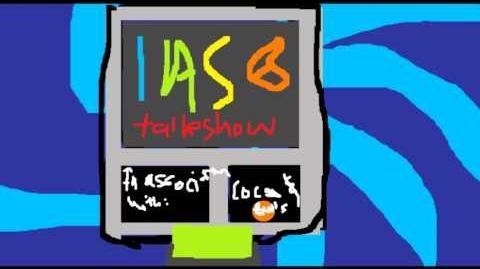 IAS8 Talk Show - 22 6 2013