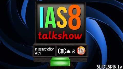 Gex Tournament (IAS8) Talk Show 24 6 13