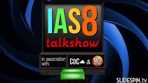 Gex Tournament (IAS8) Talk Show 16 6 13