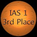 IAS1BronzeMedal