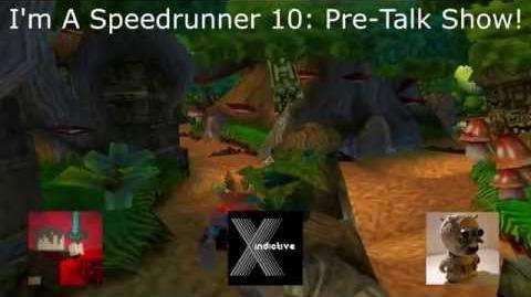 I'm A Speedrunner 10 Pre-Talk Show