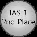 IAS1SilverMedal