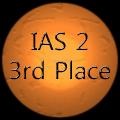 IAS2BronzeMedal