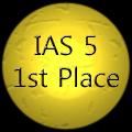 IAS5GoldMedal