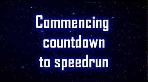 Speed Oddity (Space Oddity Parody)-0