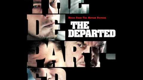 The Departed Soundtrack - Confortably Numb