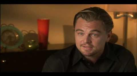 "Leonardo DiCaprio talks about his ""Shutter Island"" cast members"