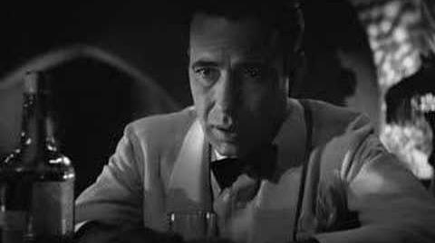 "Casablanca - Rick's ""play it Sam"""