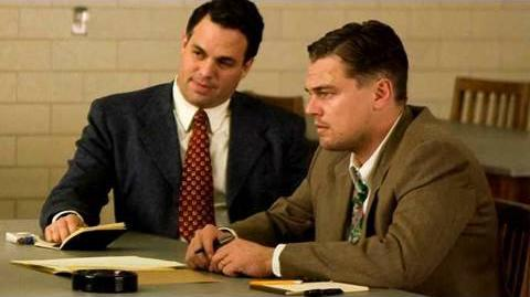 SHUTTER ISLAND with AUTHOR DENNIS LEHANE and DIRECTOR MARTIN SCORSESE