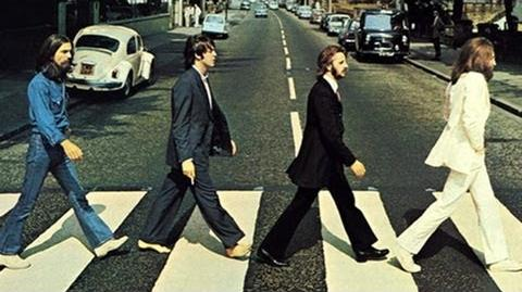 The History of The Beatles