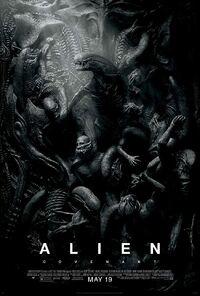 Alien - Covenant (2017) Poster